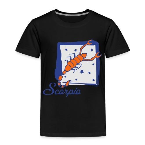 Scorpio - Toddler Premium T-Shirt