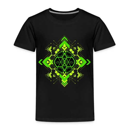 Design2_green - Toddler Premium T-Shirt