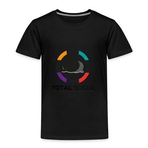 Logo_Total_Social_PNG_03 - Toddler Premium T-Shirt