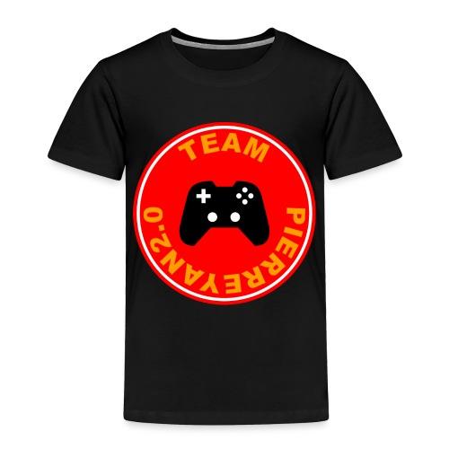 TeamPierreYan2.0 - Toddler Premium T-Shirt