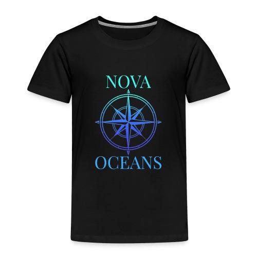 logo_nova_oceans - Toddler Premium T-Shirt