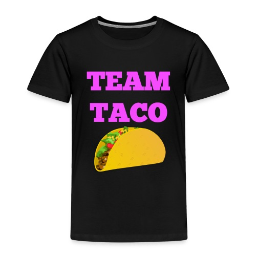TEAMTACO - Toddler Premium T-Shirt