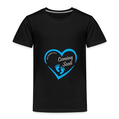 Baby coming soon - Toddler Premium T-Shirt