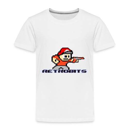 RetroBits Clothing - Toddler Premium T-Shirt