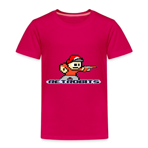 RetroBits Clothing - Toddler Premium T-Shirt