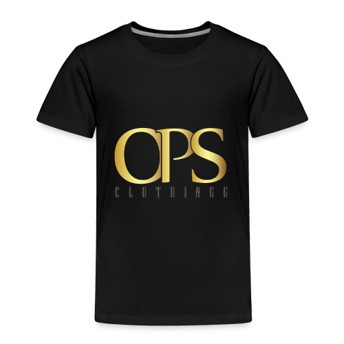 ops stuff - Toddler Premium T-Shirt