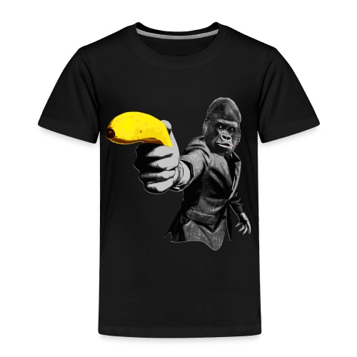 Officer Ape 001 - Toddler Premium T-Shirt