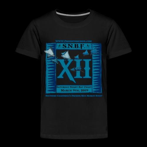 SNBF XII - Toddler Premium T-Shirt