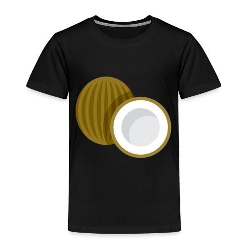 Coconut - Toddler Premium T-Shirt