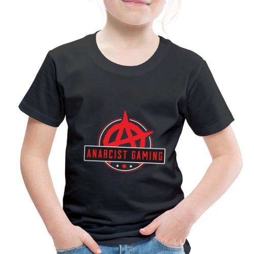 anarcist Gaming Logo - Toddler Premium T-Shirt