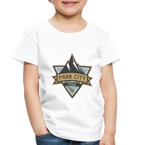 Park City, Utah - Toddler Premium T-Shirt