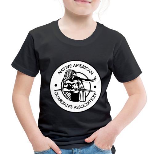 NAGA Logo - Toddler Premium T-Shirt
