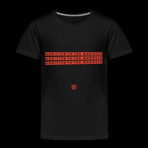 Silva Hound Addict 1 - Toddler Premium T-Shirt