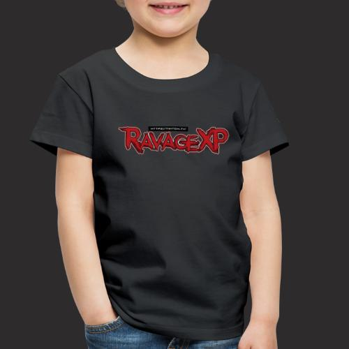 RavageXP Text - Toddler Premium T-Shirt
