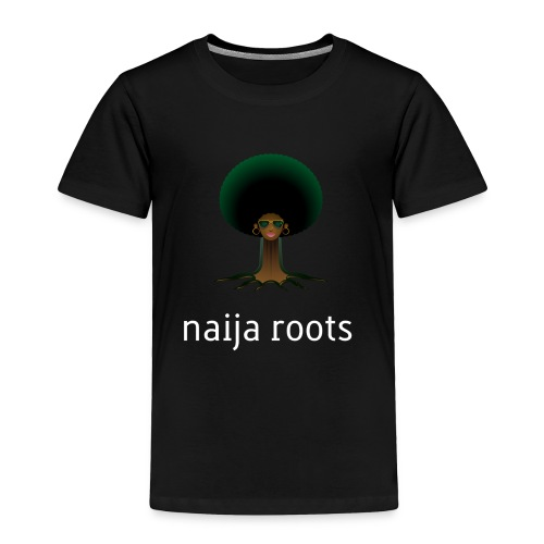 naijaroots - Toddler Premium T-Shirt