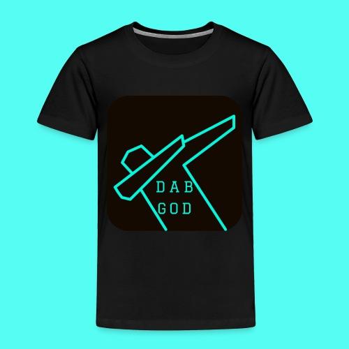 Dab God - the original - Toddler Premium T-Shirt