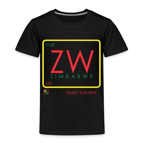 ZIMBO ELEMENT RATSA - Toddler Premium T-Shirt