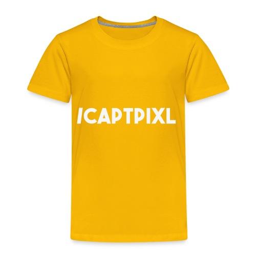My Social Media Shirt - Toddler Premium T-Shirt