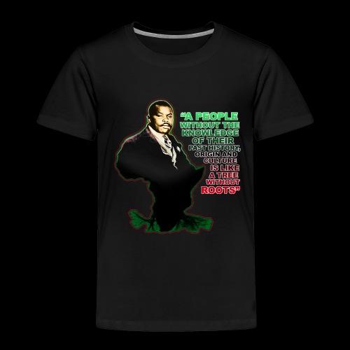 Marcus Garvey Afrika - Toddler Premium T-Shirt