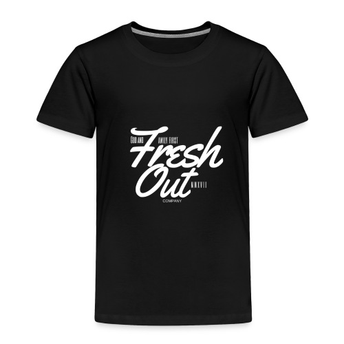 Fresh Out Beats Logo 24 - Toddler Premium T-Shirt