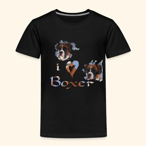Boxer - Toddler Premium T-Shirt