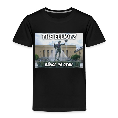 The Elliotz - BPS shirt! - Toddler Premium T-Shirt