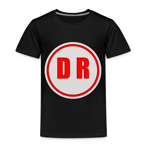 Tis is doctor c logo on youtube - Toddler Premium T-Shirt