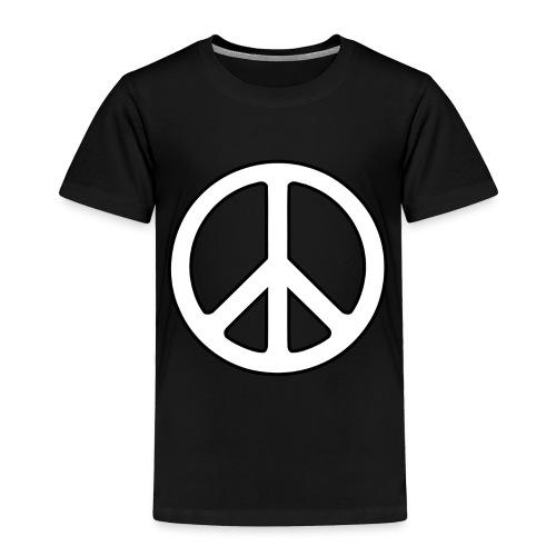 Peace Symbol PNG Image - Toddler Premium T-Shirt