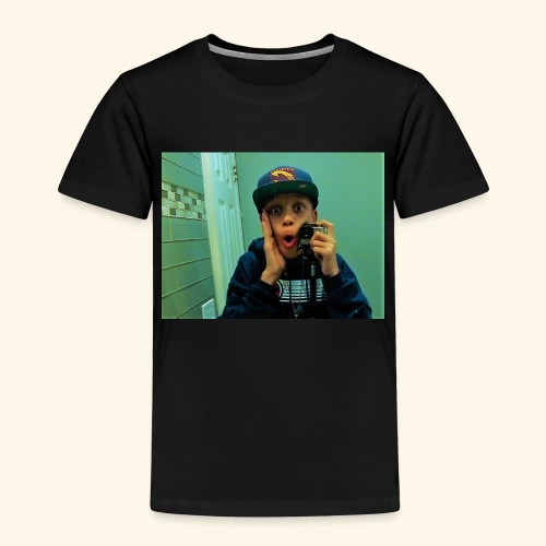 Pj Vlogz Merch - Toddler Premium T-Shirt