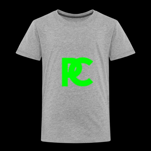 Patrick Calliza Green Logo - Toddler Premium T-Shirt
