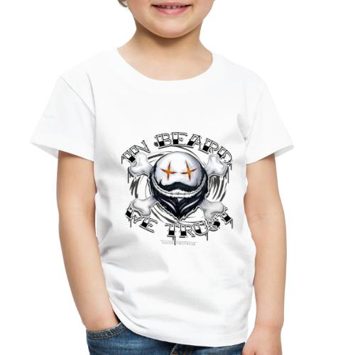 in beard we trust - Toddler Premium T-Shirt