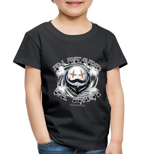 in beard we trust - Toddler Premium T-Shirt