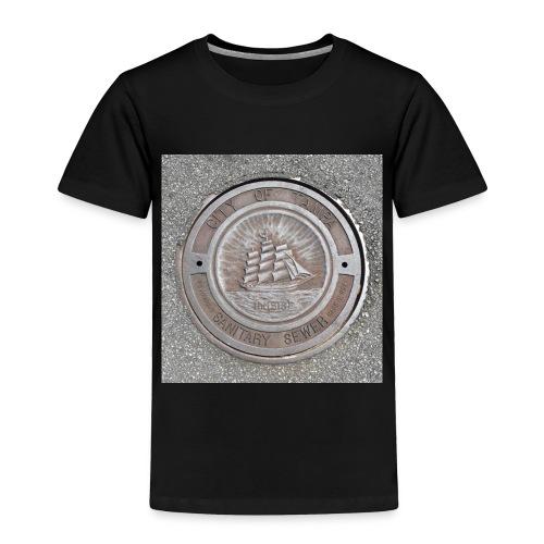 Sewer Tee - Toddler Premium T-Shirt