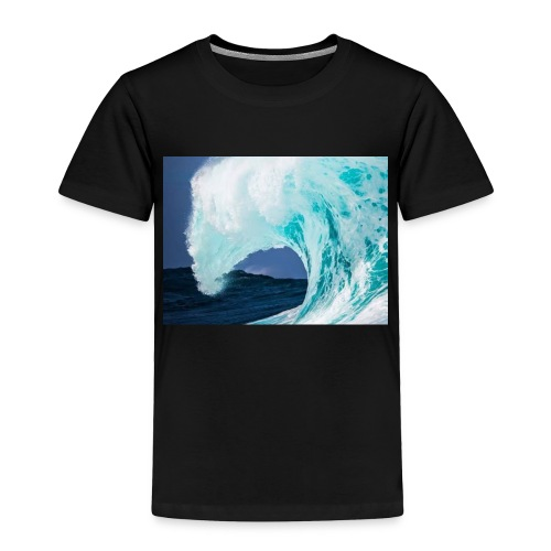waky waves - Toddler Premium T-Shirt