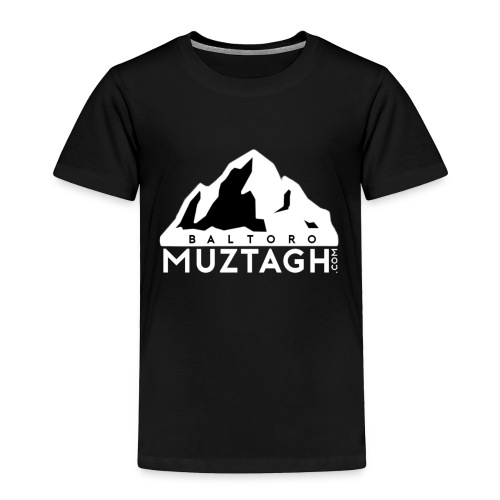 Baltoro_Muztagh_White - Toddler Premium T-Shirt