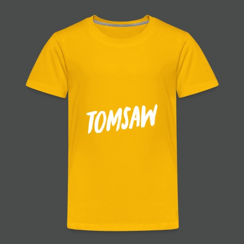 Tomsaw NEW - Toddler Premium T-Shirt