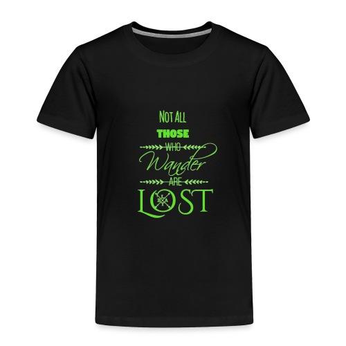LTBA Wander - Toddler Premium T-Shirt