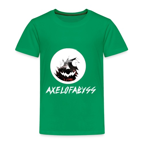 Axelofabyss Red with Nature - Toddler Premium T-Shirt