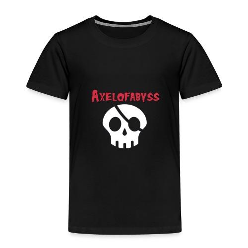 Skull pirate - Toddler Premium T-Shirt