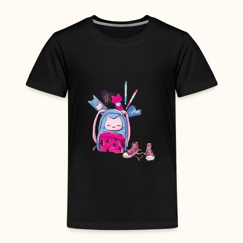 High School - Toddler Premium T-Shirt