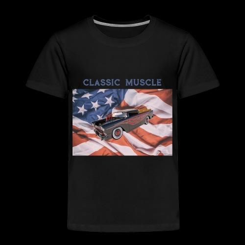 CLASSIC MUSCLE - Toddler Premium T-Shirt
