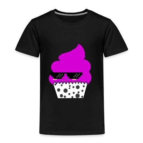 Thug Life Cupcake - Toddler Premium T-Shirt