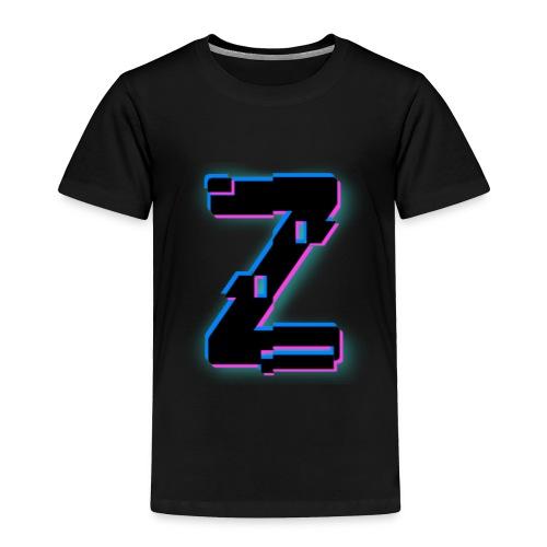 Glitchy Z - Toddler Premium T-Shirt