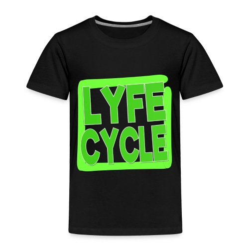 LYFECYCLE SQUARE - Toddler Premium T-Shirt