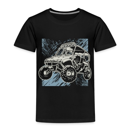 UTV Baja Off-Road Sports - Toddler Premium T-Shirt