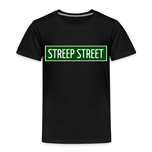 streepstreet - Toddler Premium T-Shirt