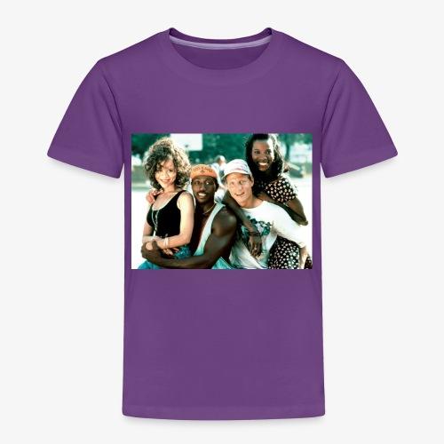 White man cant jump - Toddler Premium T-Shirt