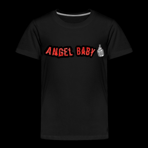 AngelBabyMusic Logo - Toddler Premium T-Shirt