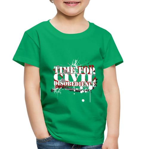 civil disobedience - Toddler Premium T-Shirt