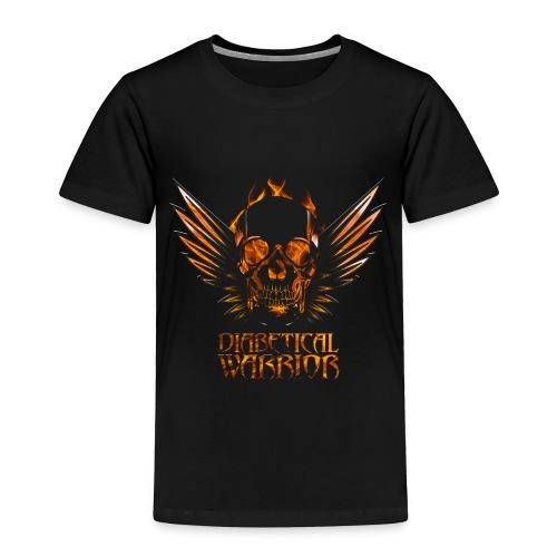 Diabetical Warrior - Toddler Premium T-Shirt